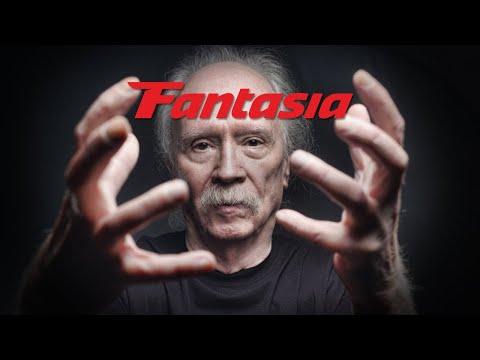 [ Fantasia 2020 ] John Carpenter: Masterclass & Lifetime Achievement Award