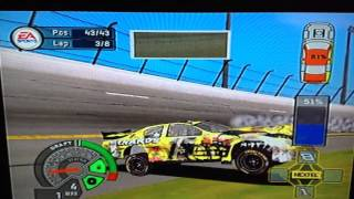 Large NASCAR 07 Crash