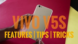 Vivo V5s Features, Tips and Tricks Explained   FunTouch OS Features