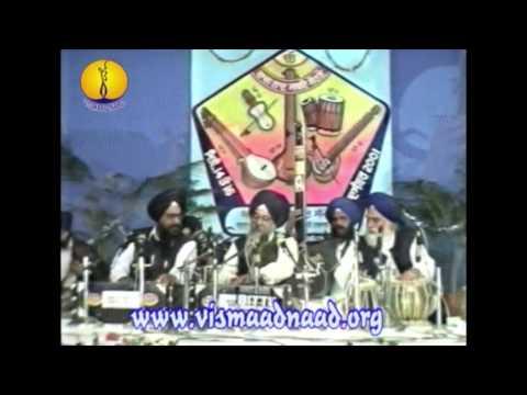 AGSS 2001 : Raag Vadhans - Prof Paramjot Singh Ji