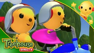 Rolie Polie Olie - Day For Night / Zowiecycle / Mighty Olie - Ep.48