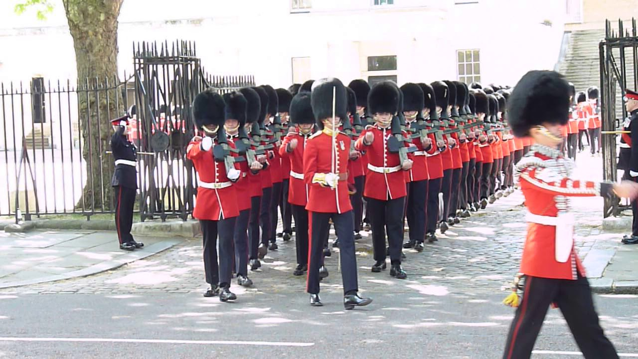 The Colonel's Review for the Trooping the Colour 2019 07