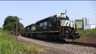 Trains in the Reading Pennsylvania Area