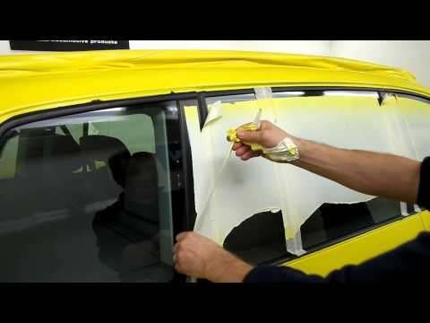 RUBBERcomp, Dip or spray your car with RUBBERcomp, synthetic rubber coating video Maston