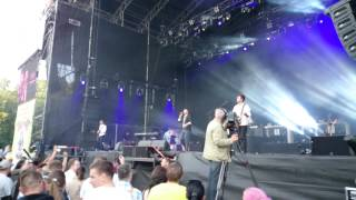 "Koit Toome & Getter Jaani ""Rannamaja"" Õllesummer 2015 LIVE"