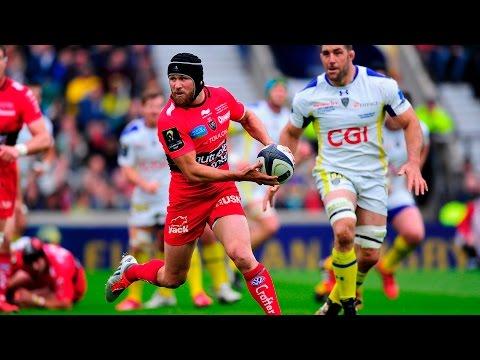 "Matt Giteau - ""Best feeling i've had in my career"" European Rugby Champions Cup Final 2015"