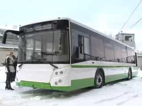 Новые автобусы ЛиАЗ — обзор — журнал За рулем
