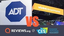 ADT vs. VIVINT Review | New Home Security Tech Battle!