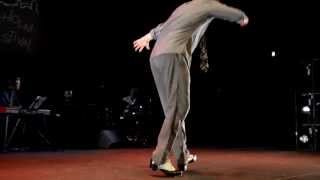 Nicholas Young at Stockholm Tap Festival 2013