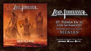 """LEO JIMÉNEZ """"Piensa En Ti"""" feat. Sacramento (Audiosingle) thumbnail"""