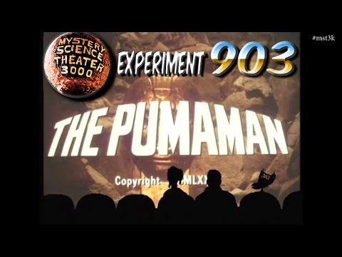 Download MST3K ~ S09E03 - The Pumaman (HD)