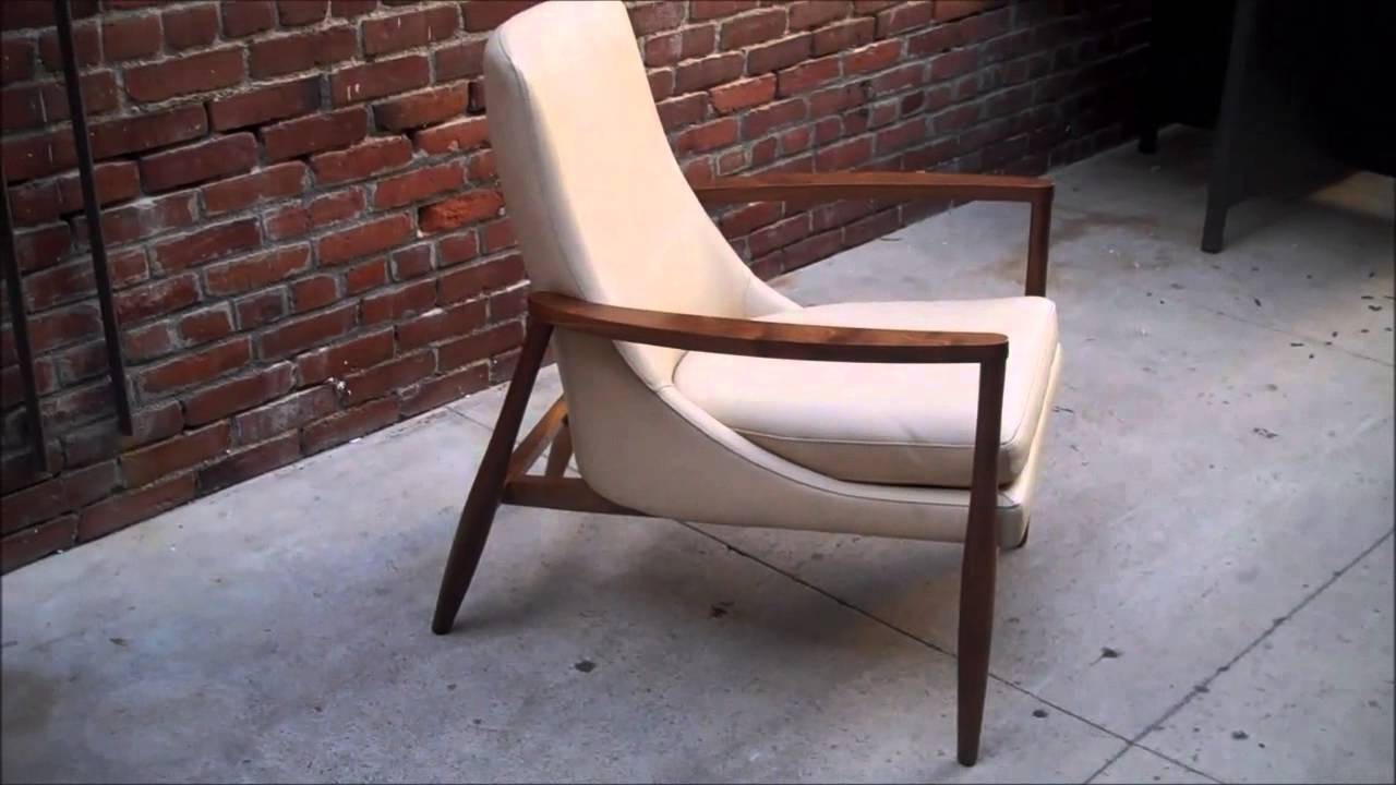 Aaron Chair American Leather Aaron Chair