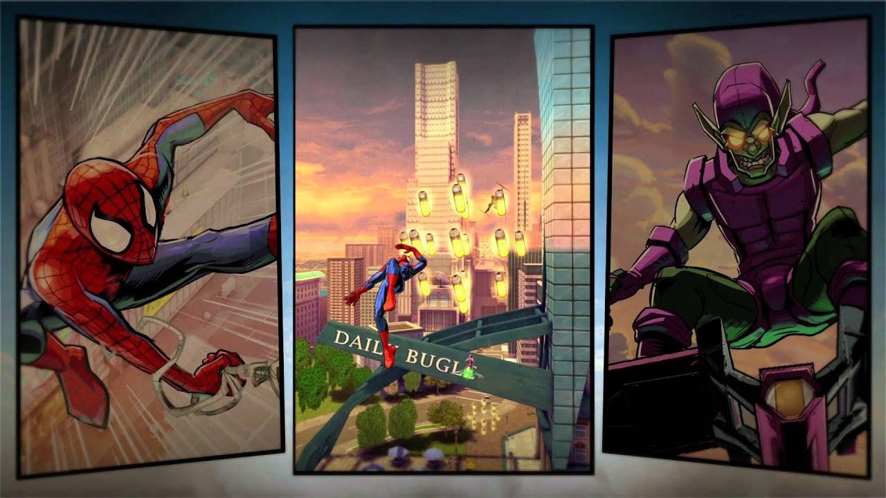 Spider-Man Unlimited trailer - Marvel | HD