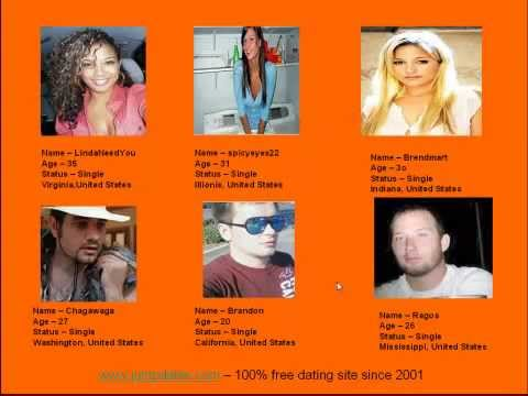 Descriptions of online dating sites