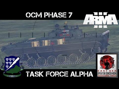 ArmA 3 Gameplay - OCM 07-17 Task Force Alpha
