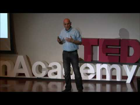 Mental Brakes to Avoid Mental Breaks | Steven Hayes | TEDxDavidsonAcademy