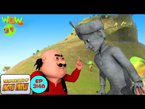 Crying মেশিন - হিন্দি ভাষায় মোতু Patlu - 3D অ্যানিমেশন কার্টুন - নিকেলোদিয়ন উপর হিসাবে thumbnail