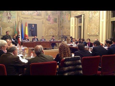 Sesión Plenaria Ayuntamiento Torrelavega 27.7.2017