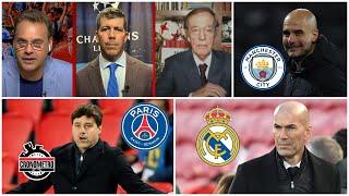 ZIDANE es la figura del REAL MADRID. Entre el PSG y el City, ¿quién lleva más presión? | Cronómetro