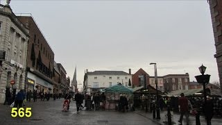 SHOPPING IN CHESTERFIELD [Vlog 565]