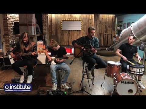 In Session With: Hunter And The Bear - 'Chemical'