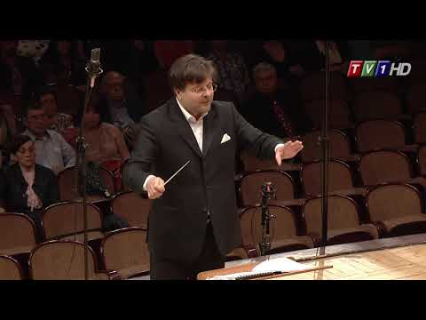 Richard Meyer - The Emerald Falcon - New Symphony Orchestra, Borislav Yotzov