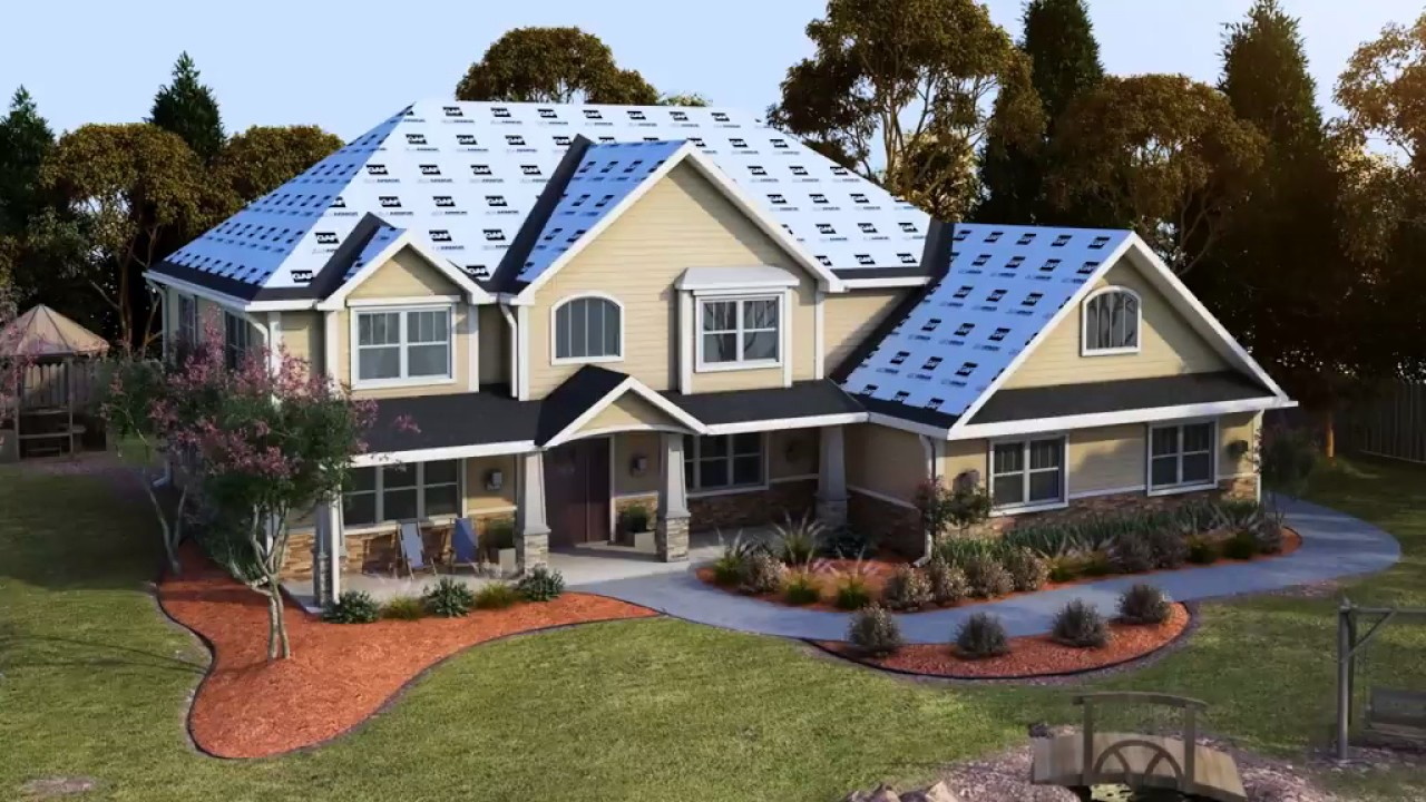 Beautiful The GAF Lifetime Roofing System   Learn About All The Key Components That  Make Up The GAF Lifetime