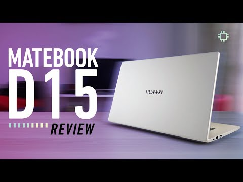 Huawei MateBook D 15 Review: The Mid-Range Laptop Killer
