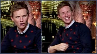 Why EDDIE REDMAYNE'S Oscar's got UNDERPANTS, and the SHIRTLESS Scene That Got CUT