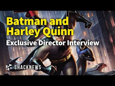 Interview with Sam Liu Director of Batman and Harley Quinn