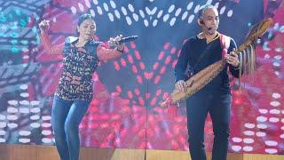 Joey Ayala and Bayang Barrios do opening number at PPP 2019 Gabi ng Parangal #OPM