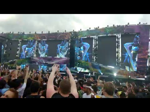Where Are U Now (Marshmello Remix) Clip - EDC NY 2016
