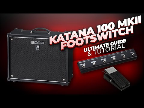 BOSS Katana 100