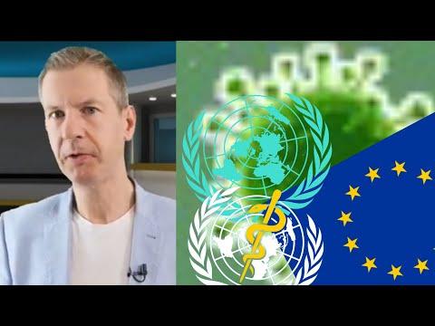 EU-Parlament🇪🇺 abgeriegelt und aufgelöst. Vieles ähnlich 🦠Corona und Grippe. Trump verklagt CNN