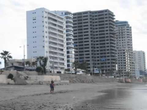 Salinas Ecuador Beach Here We Come!