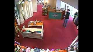Wellington 6.2 Quake Voon Shop Cam (Aug 16 2013)