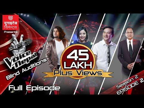The Voice of Nepal | Season 2 | Episode 02 | Sajha TV
