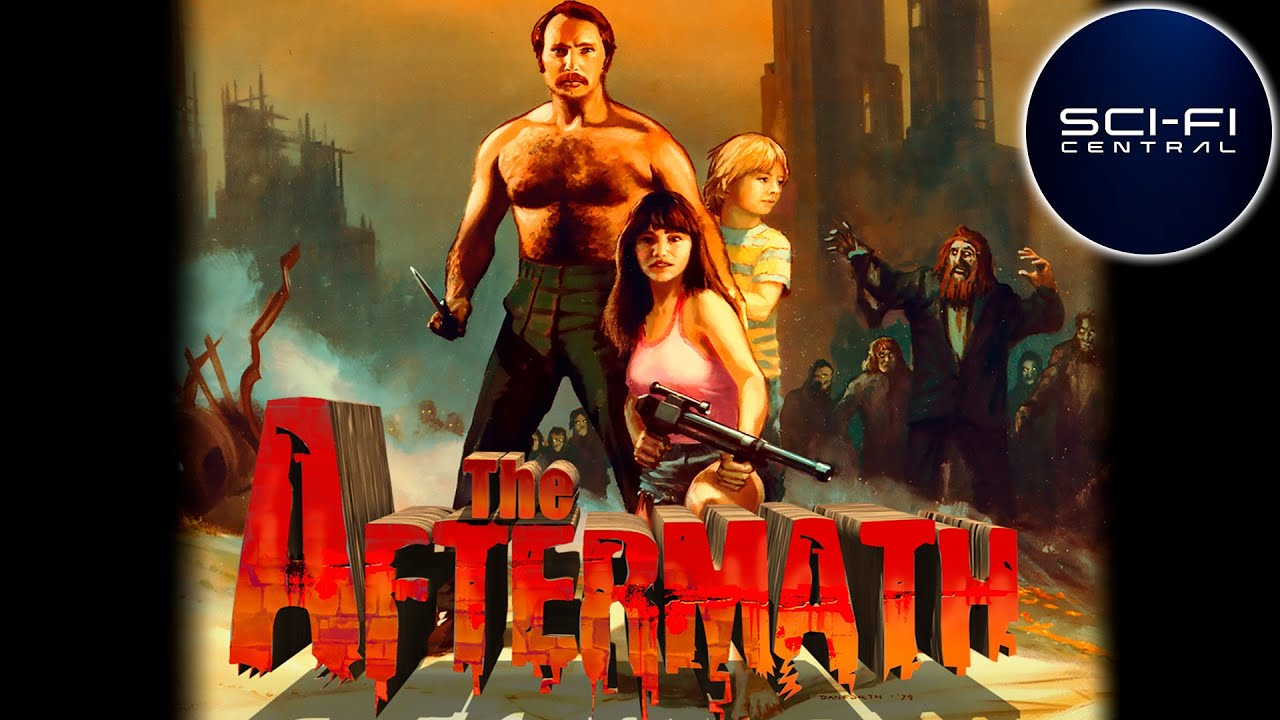 Download The Aftermath   Full Post Nuclear Sci-Fi Movie   Retro 80s Sci-Fi
