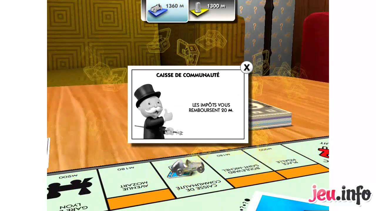 monopoly regle image titled play monopoly junior step with monopoly regle my monopoly capture. Black Bedroom Furniture Sets. Home Design Ideas
