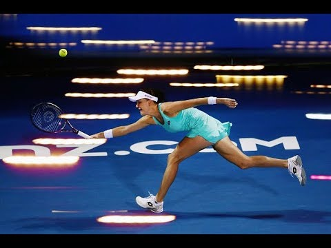2018 Sydney International First Round | Agnieszka Radwanska vs. Johanna Konta | WTA Highlights
