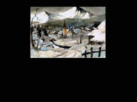 Franz Schubert :Die Winterreise voyage d'hiver Die Leiermann Le joueur de vielle