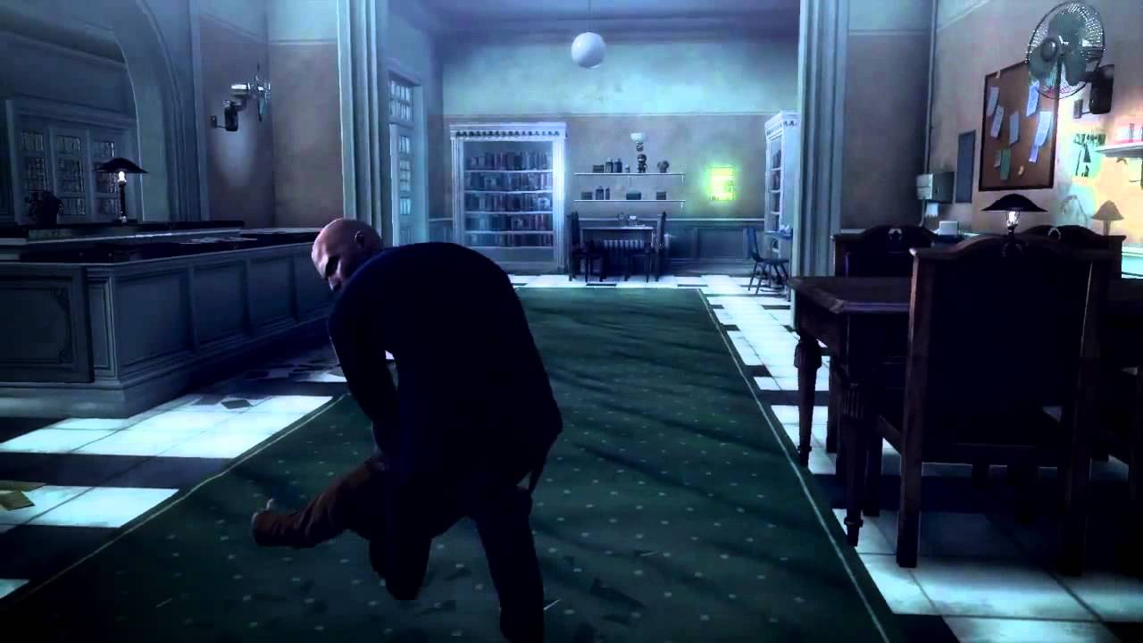 Hitman Absolution - Gameplay-Trailer German - Introducing Agent 47 - YouTube