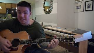 One Thing Remains | Easy Beginner Piano Lesson & Guitar Lesson