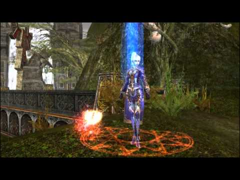 MMORPG online Shaiya and the relic of Mystra