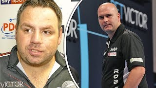 Adrian Lewis | Victorious Over New Man On The Block Rob Cross |