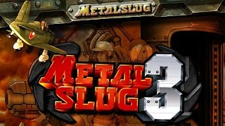 METAL SLUG X - SNK PLAYMORE Mission 1