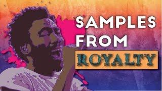 Sample Breakdown: Childish Gambino's 'ROYALTY'