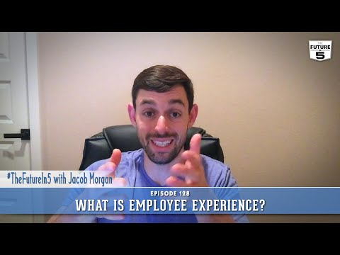 What Is Employee Experience?