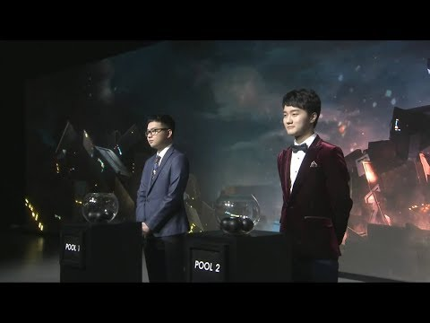 LoL MSI 2019 Play-In Group Draw Show + Analyst Desk! #LOLMSI2019