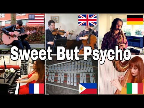 who-played-it-better-:sweet-but-psycho---ava-max-(us,uk,italy,german,french,philippines)